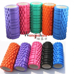 Yoga Sport Exercise Foam Roller Muscle Massage Stch Tool
