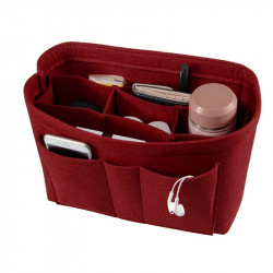 Ti-Functional Travel Cosmetic Bag Girl Toiletry Storage Bags