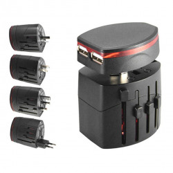 International Worldwide Travel Charger Power Adapter Wall Co