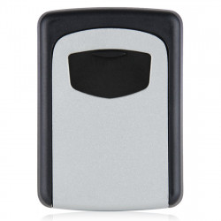Wall Mounted 4 Digit Combination Key Storage Security Safe L