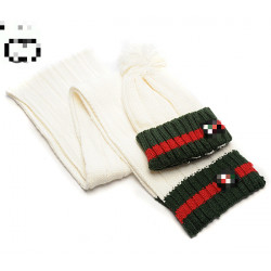 008 #   Hat And Scarf Hat And Scarf   Winter