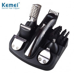 6In1 Hair Trimmer Hair Clipper Electric  Shaver Beard Trimmer
