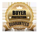 Buyer Protection Guaranteed